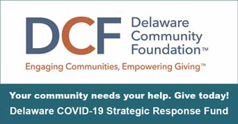 Give Today through Delaware Community Foundation