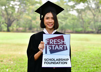 Fresh Start Scholarship for Women